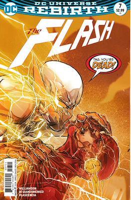The Flash Vol. 5 (2016-2020) (Comic Book) #7