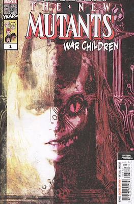 The New Mutants: War Children (Variant Cover) (Comic Book) #1.2