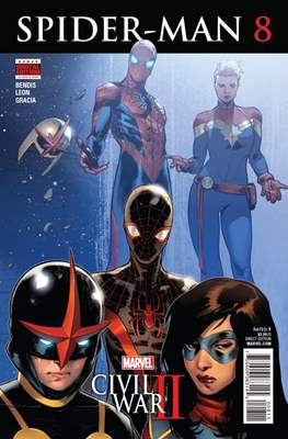 Spider-Man Vol 2 (2016-) (Digital) #8