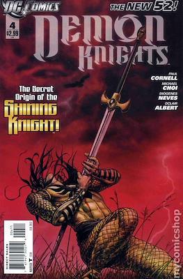 Demon Knights (2011-2013) #4