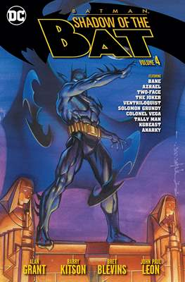 Batman: Shadow of the Bat (Softcover) #4