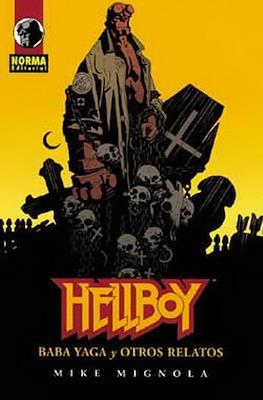 Hellboy. Baba Yaga y otros relatos
