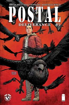 Postal: Deliverance (2019) (Comic Book) #5