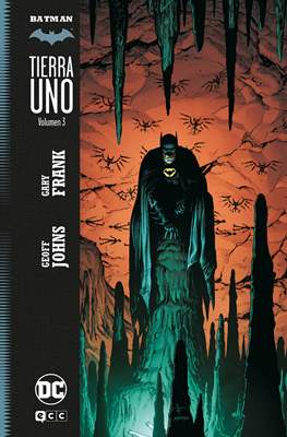Batman: Tierra uno (Cartoné 144-160 pp) #3