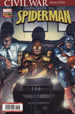 Spiderman Vol. 7 / Spiderman Superior / El Asombroso Spiderman (2006-) (Rústica) #7