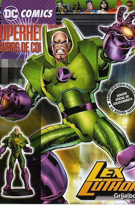 DC Comics Superhéroes. Figuras de colección (Fascículo/Grapa) #20