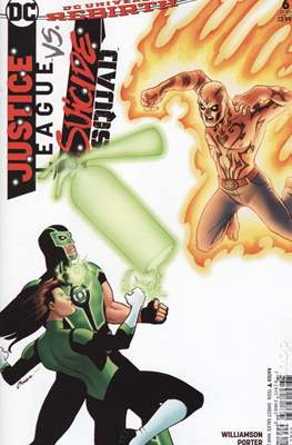 Justice League vs Suicide Squad. Variant Covers (Comic Book) #6