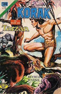 Korak, el hijo de Tarzán (Grapa 36 pp) #43