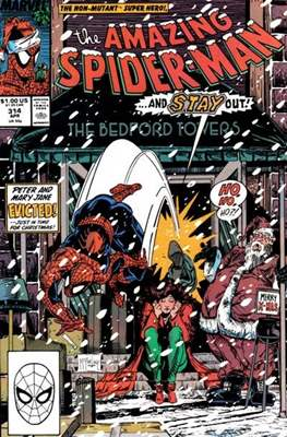 The Amazing Spider-Man Vol. 1 (1963-2007) (Comic-book) #314