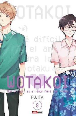 Wotakoi: Qué difícil es el amor para los otaku #8
