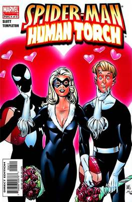 Spider-Man / The Human Torch (Comic Book) #4