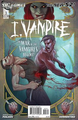 I, Vampire Vol. 1 #3