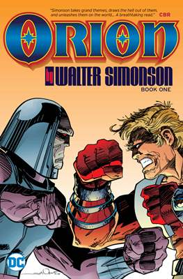 Orion by Walt Simonson #1