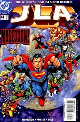 JLA Vol. 1 (1997-2006) (Comic-Book) #41