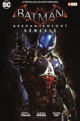 Batman: Arkham Knight. Génesis (Rústica 144 pp) #