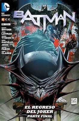 Batman: Nuevo Universo DC (Rústica) #8