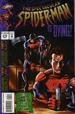 The Spectacular Spider-Man Vol. 1 (Comic Book) #219