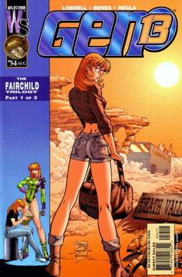 Gen 13 (1999 Series) (Saddle-Stitched) #54