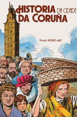 Historia da cidade da Coruña