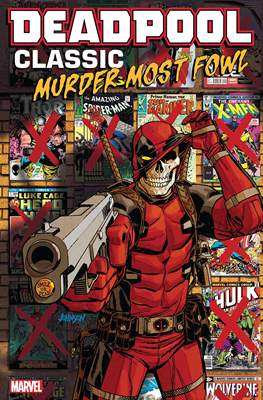 Deadpool Classic (Softcover) #22