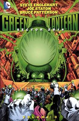 Green Lantern. Sector 2814 (Softcover) #3
