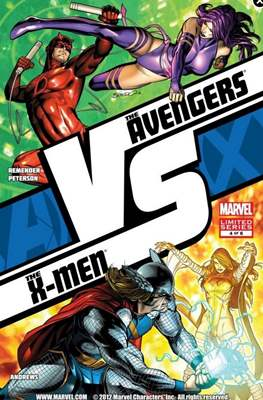 Avengers vs. X-Men: VS (Digital). 2012 #4