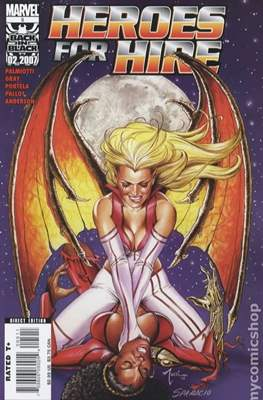 Heroes for Hire Vol. 2 (2006-2007) #5
