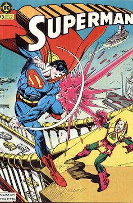 Superman (1984-1987) (Grapa, 34 páginas) #21