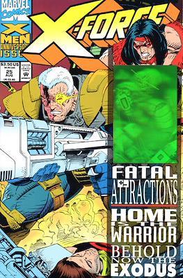 X-Force Vol. 1 (1991-2002) (Comic Book) #25