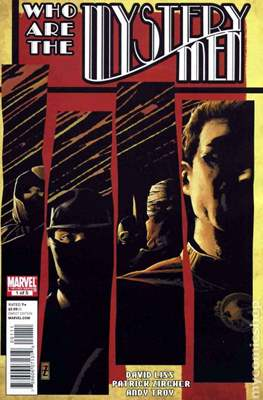 Mystery Men (2011) (Comic books 32 pags) #1