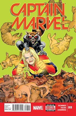 Captain Marvel Vol. 8 (Comic-Book) #8