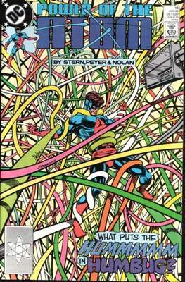 Power of the Atom (Comic Book) #15