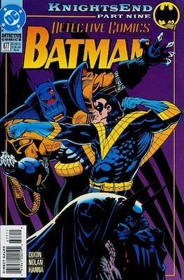 Detective Comics Vol. 1 (1937-2011; 2016-) (Comic Book) #677