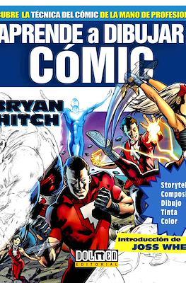 Aprende a Dibujar Cómic con Bryan Hitch