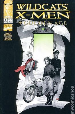 WildC.A.T.S / X-Men: The Golden Age (Comic Book) #1