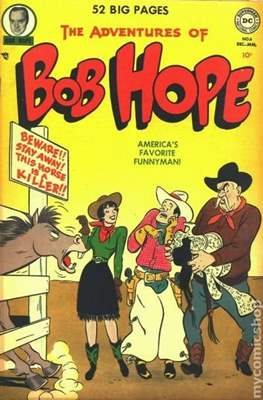 The adventures of bob hope vol 1 #6