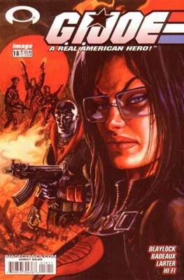 G.I.Joe: A Real American Hero (Comic-book. 24 pp) #18