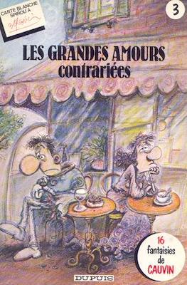 Carte blanche Spirou à... (Rústica 48 pp) #3