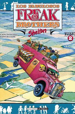 Los Fabulosos Freak Brothers - Edición Integral #2