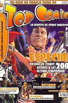 Top comics especial