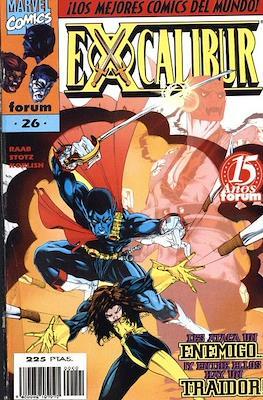Excalibur Vol. 2 (1996-1999) (Grapa 24 pp) #26