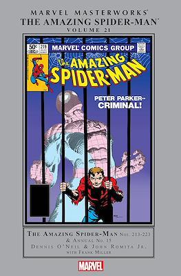 Amazing Spider-Man Marvel Masterworks #21