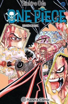 One Piece (Rústica con sobrecubierta) #89