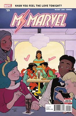 Ms. Marvel (Vol. 4 2015-...) (Comic book) #29