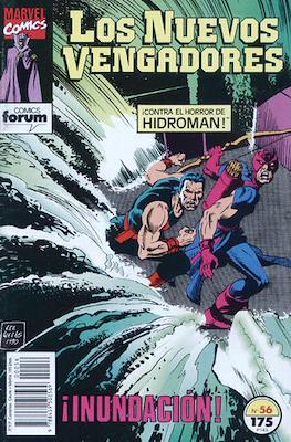 Los Nuevos Vengadores Vol. 1 (1987-1994) (Grapa 32 pp) #56