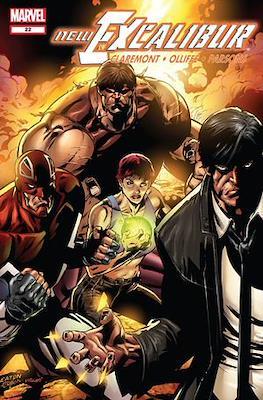 New Excalibur Vol 1 (Comic Book) #22
