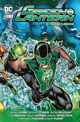 Green Lantern de Geoff Johns. Nuevo Universo DC #3