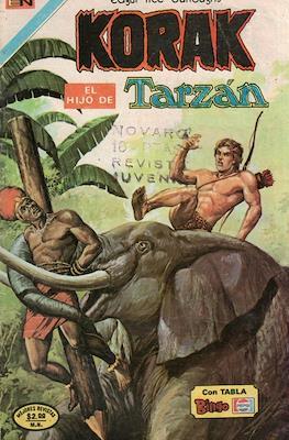 Korak, el hijo de Tarzán (Grapa 36 pp) #33