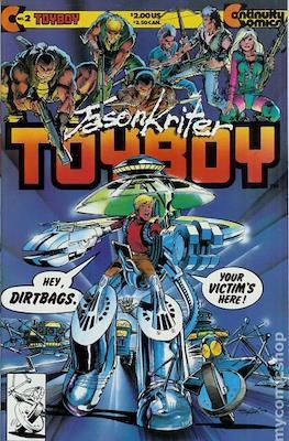 Toyboy (Comic Book) #2