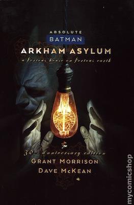 Absolute Batman Arkham Asylum - 30th Anniversary Edition